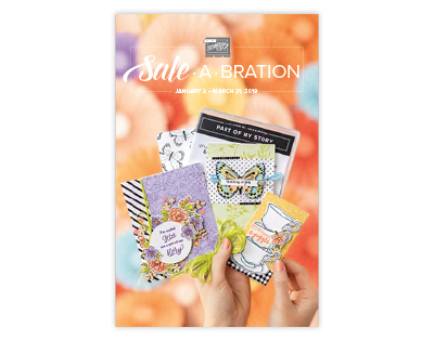 Sale- A-Bration brochure cover